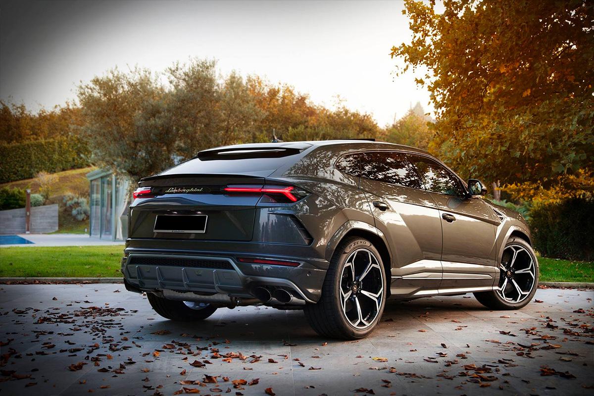 Hire New Lamborghini Urus Gt Rent Luxury Exotic Car Hire Italy
