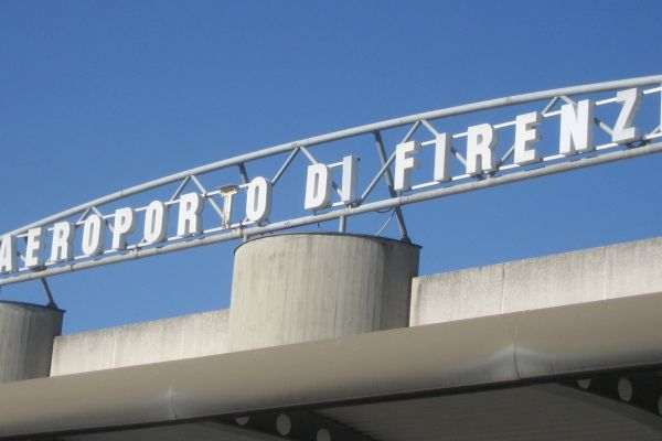 Florence airport (FLR)