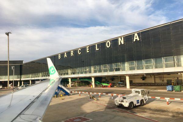 Areoporto di Barcellona